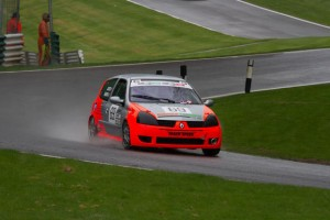 Norfolk n Chance Race Team Clio Cadwell Park