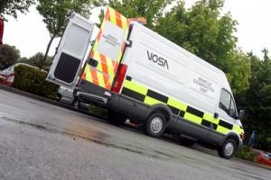 vosa-van fleet servicing