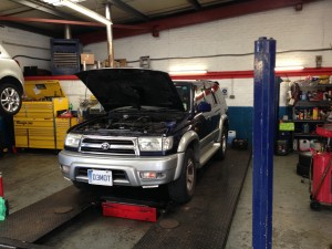 Aarons Autos Automatic Gearbox repairs