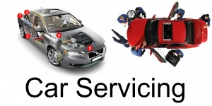 Car Servicing at Aarons Autos
