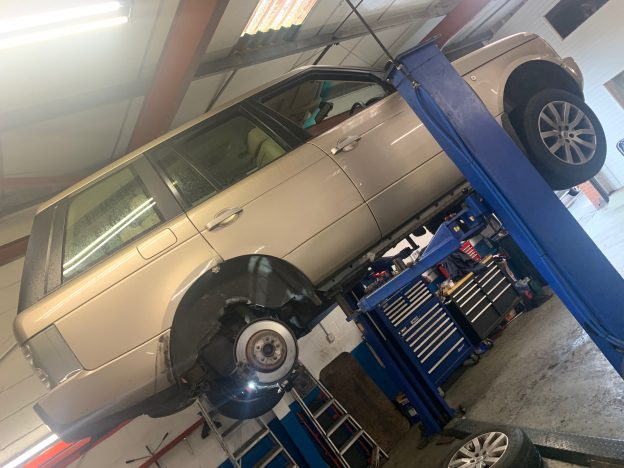 RANGE ROVER VOGUE REPAIRS