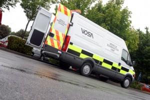 vosa-van fleet servicing