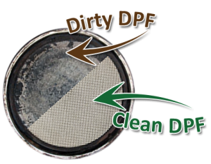 Aarons Autos DPF cleaning