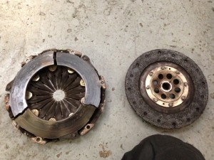 Aarons Autos Derby Clutch Replacement